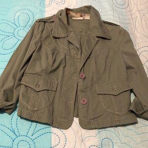 DKNY Utilitarian Jacket